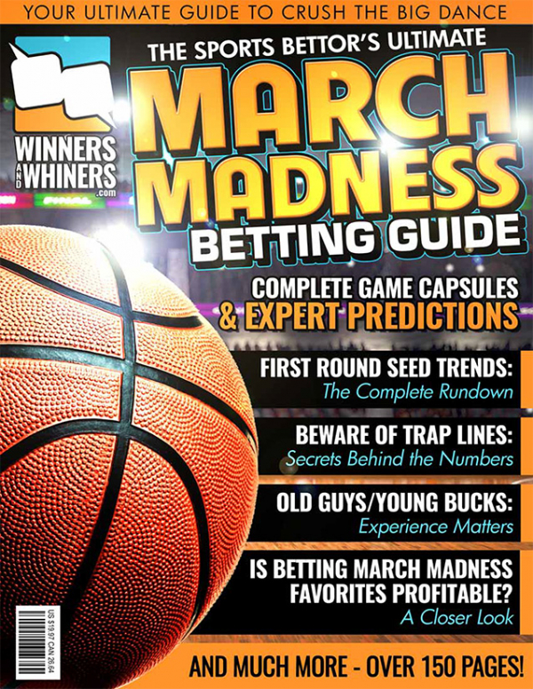 Cover art for 2019 March Madness Guide